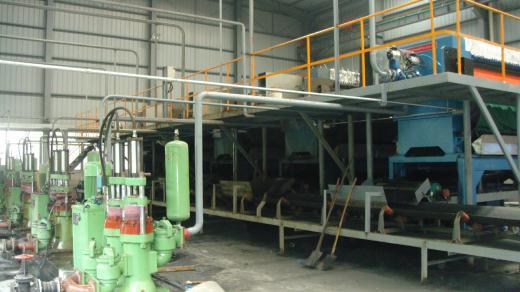 热电工业污泥处理