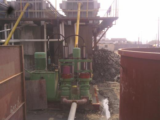 建筑污泥处理工程项目