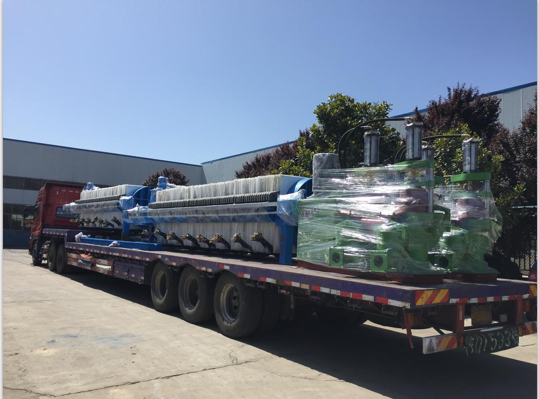 咸阳华星泵业运输