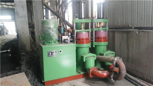 YBH压滤机专用节能泵使用案例