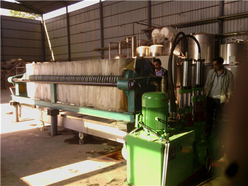 YBH压滤机专用节能泵客户使用案例