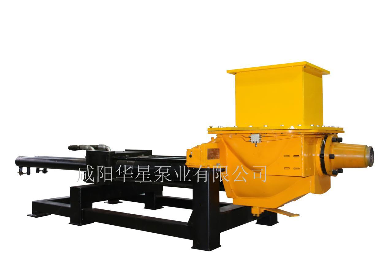 液压粘稠物输送泵