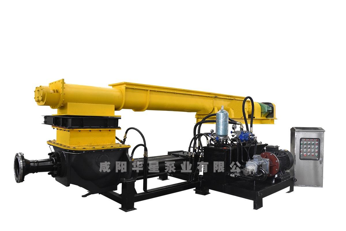 YNC液压粘稠物输送泵